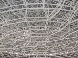 网架结构 钢铁结构广chang车站
